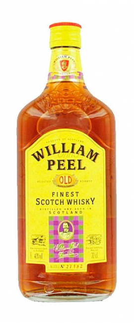 William peel finest 0.7 l.